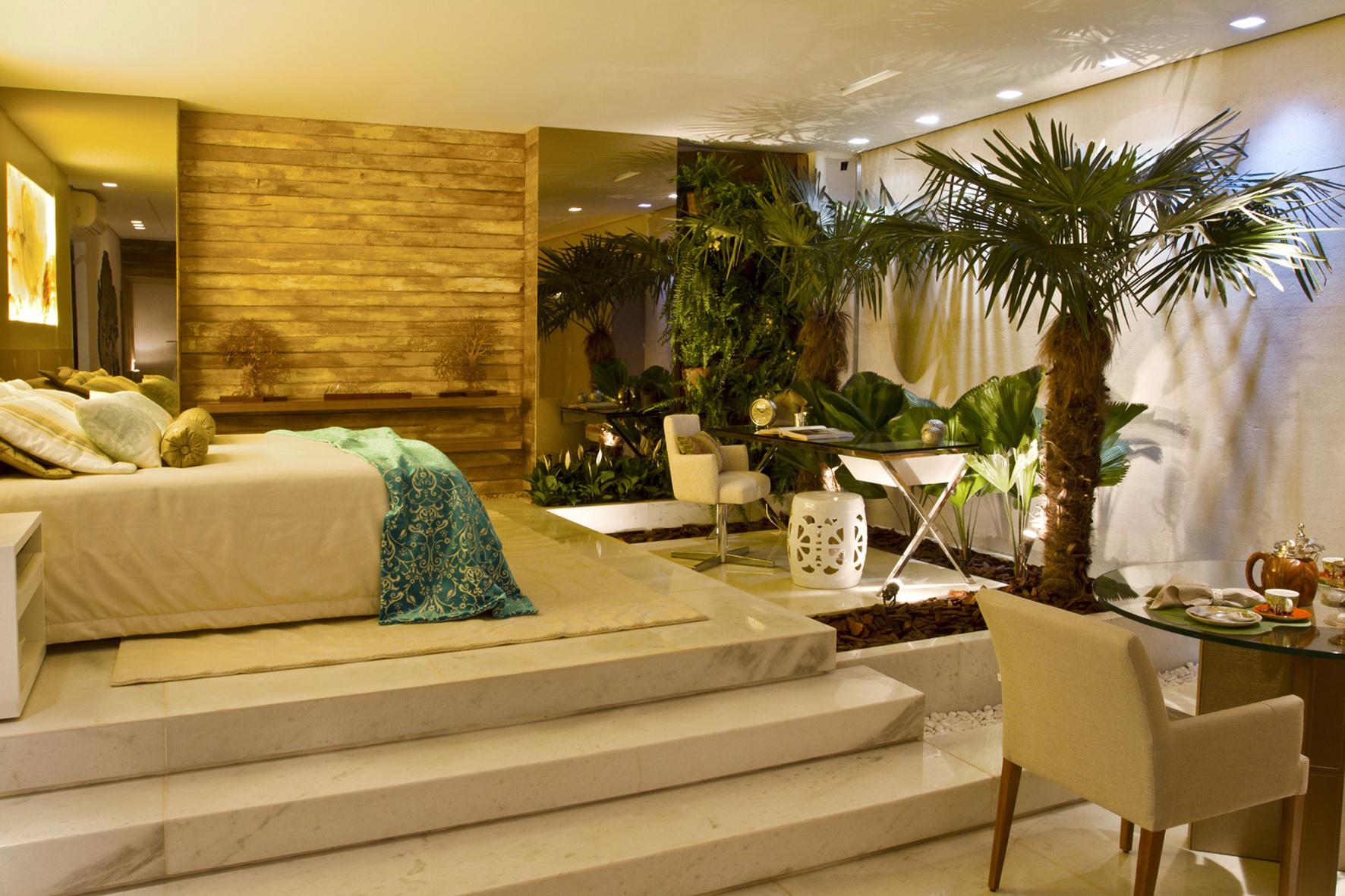 decoracao de interiores quartos casal:Quarto do Casal – Marcela Passamani – By Clausem Bonifácio