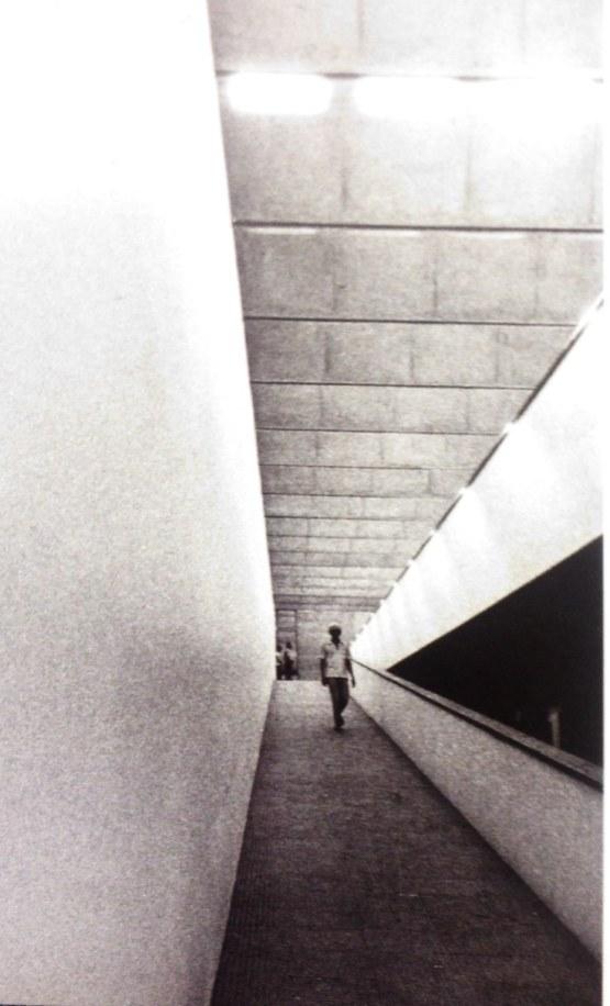Fonte - João Filgueira Lima Lelé arquitetos brasileiros, 2000, p. 49, Editorial Blau, Institudo Lina Bo e P.M. Bardi.
